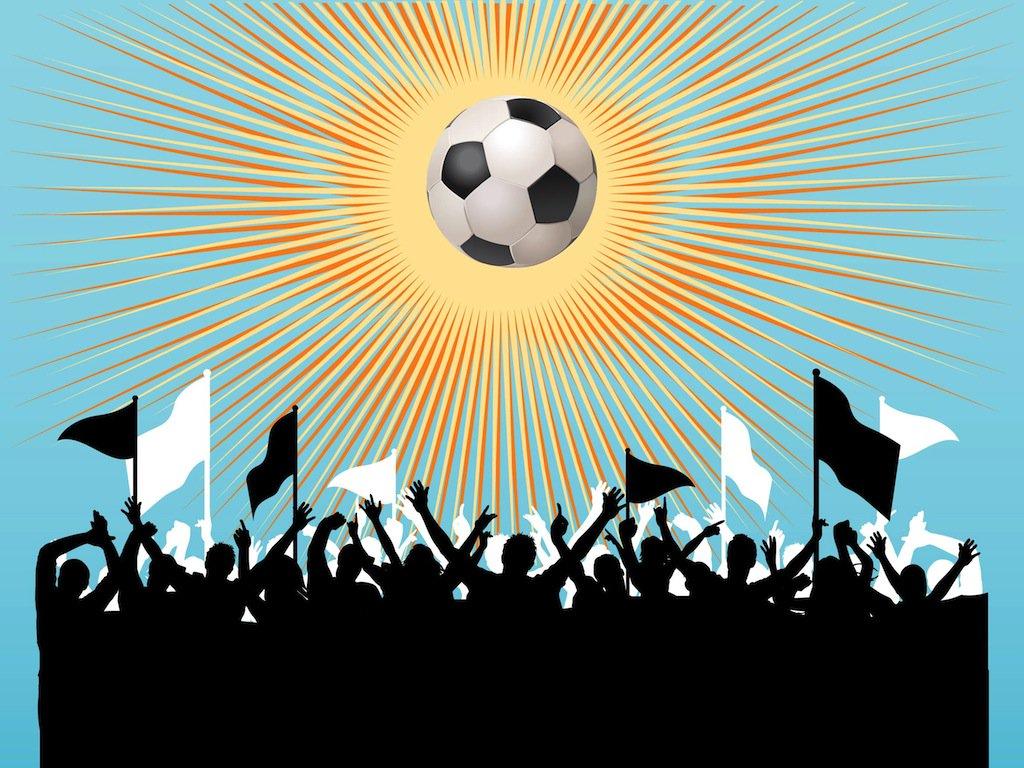 FreeVector-Football-Fans-Vector